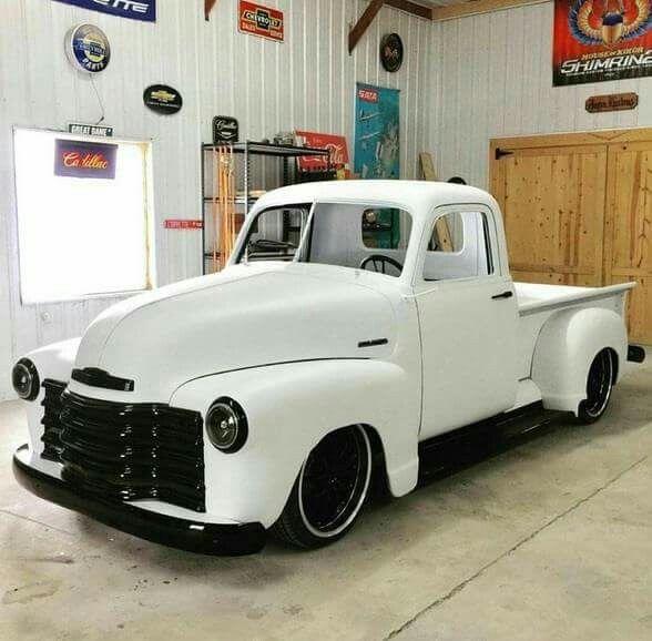 1950s Chevrolet 3100