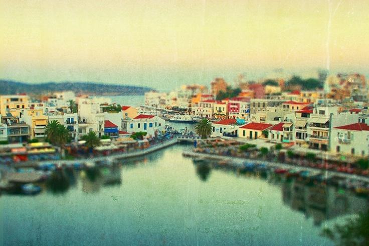 Agios Nikolaos - Crete, Greece