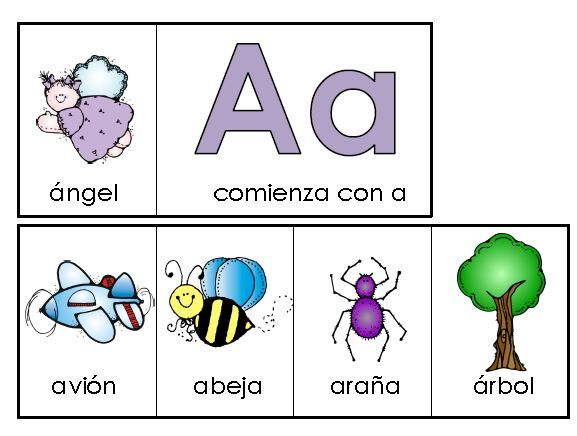 Best Kinder Spanish Images On   Learn Spanish