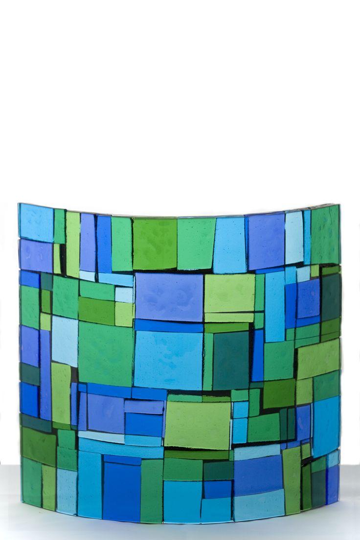 Slumped Glass Wall Sconces : Best 20+ Slumped glass ideas on Pinterest