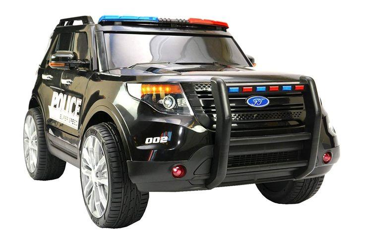Der Spielzeugtester hat das Kinderfahrzeug – Elektro Auto US Police SUV – 12V7AH Akku,2 Motoren- 2,4Ghz Fernsteuerung, MP3, Sirene und Megaphone angeschaut und empfiehlt es hier im Shop. Ich versuche alle Produkte immer selbst zu testen. Aufgrund der Vielzahl der Artikel kann ich das… – Spielzeugtester