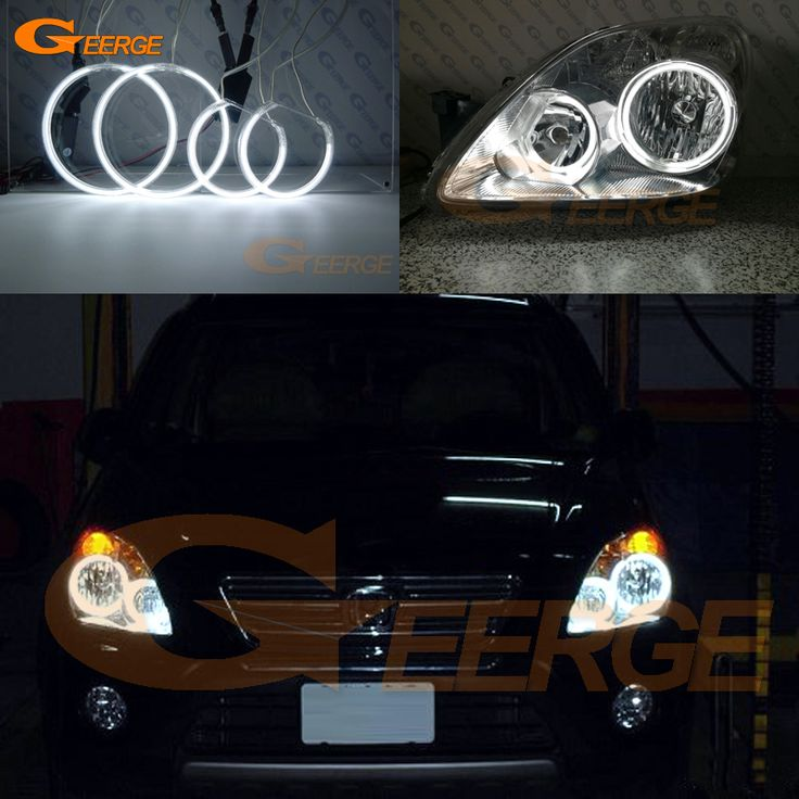 Find More Car Light Accessories Information about For Honda CR V CRV 2005 2006 Excellent angel eyes Ultra bright headlight illumination CCFL Angel Eyes kit Halo Ring,High Quality eyes angel,China angel eyes ccfl Suppliers, Cheap headlight ring from Geerge-Tech on Aliexpress.com