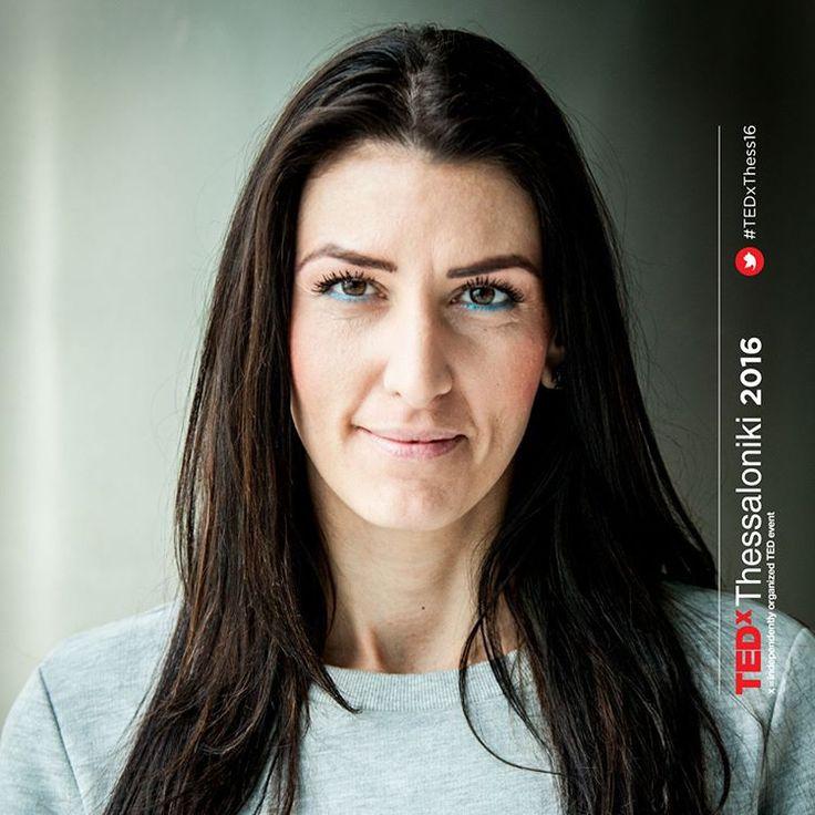 """""""Η Έλενα (@elena_papadopoulou) δουλεύει πυρετωδώς ως μέλος της ομάδας που σε λίγο καιρό θα κάνει πραγματικότητα το TEDx Thessaloniki 2016. Γιατί όμως…"""""""