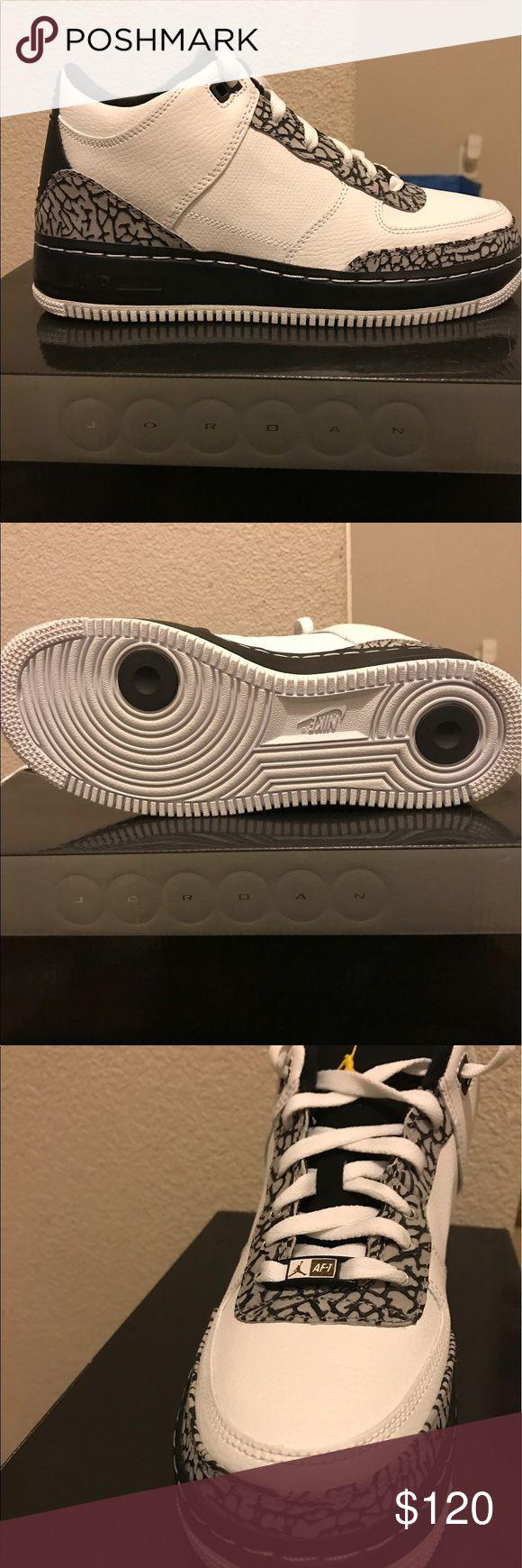 Air Jordan Air Jordan/AJF 3, brand new, never worn, original packaging, 100% authentic Jordan Shoes Sneakers
