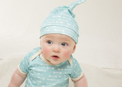 "Lucky Palm Tree is a label featuring luxury organic clothing designs for baby in cozy fabrics with fresh designs. Good luck if you're ""just browsing..."""