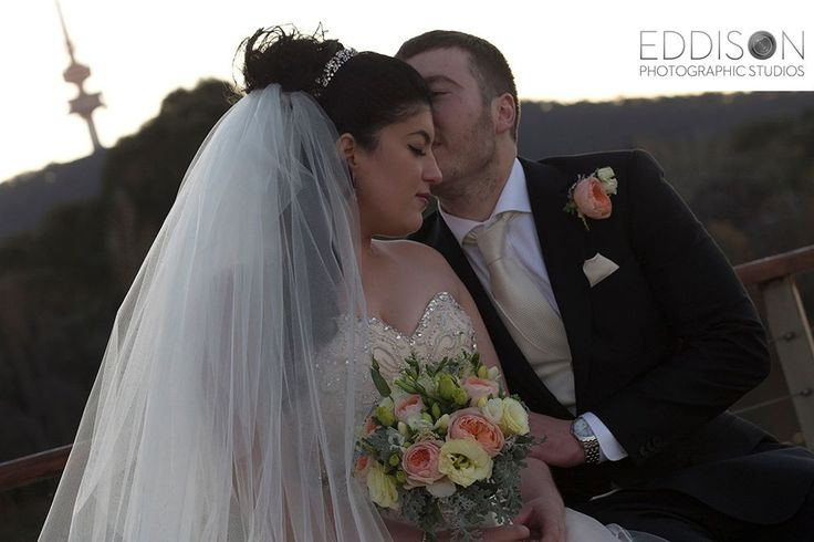 Recent wedding photographed by Eddison Photographics  #eddison #photographic #studio #photographer #Canberra #Forde #wedding #bride #married #marriage