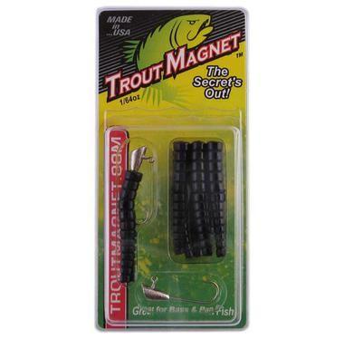 Leland Trout Magnet 1/64oz 9ct Black