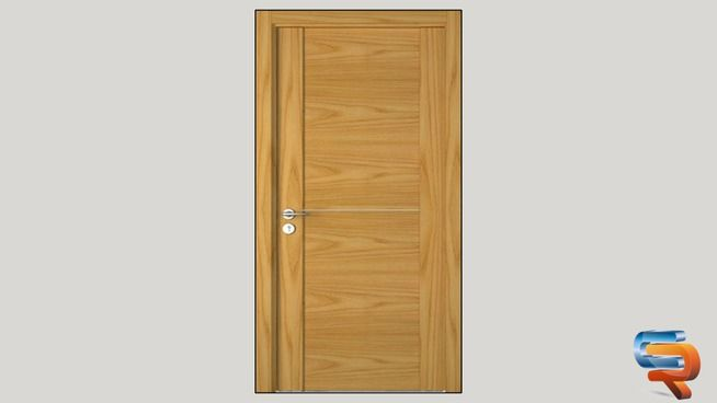 Large preview of 3D Model of Door 12