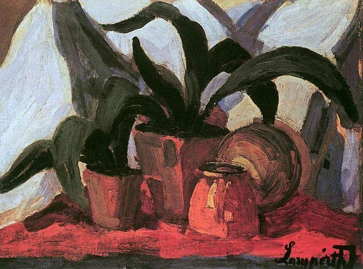 Fájl:Nemes Lampérth József painter Plant Still-life 1910-11.jpg