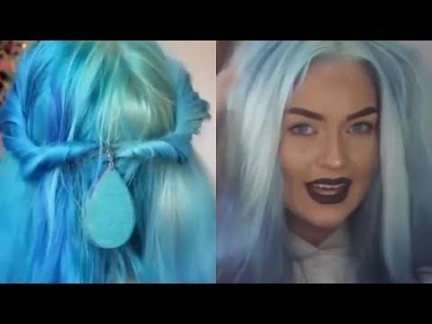Hairstyles Easy and Cute Tutorial 2017   MF https://www.youtube.com/watch?v=d2AmcEkY1-0