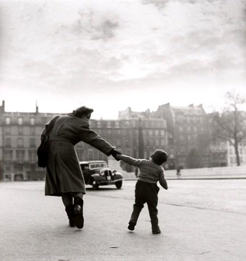 Louis Stettner, Paris, 1950.