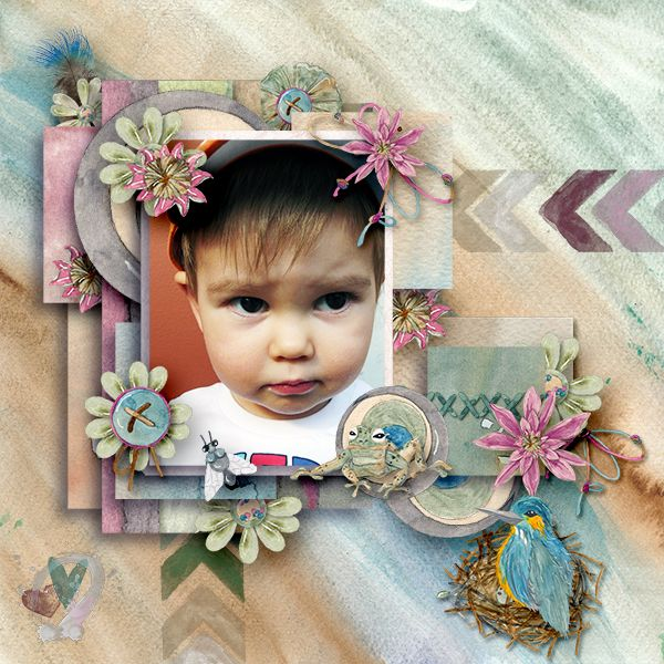 Templates *Step In 3* by Dafinia Designs  http://www.pixelsandartdesign.com/store/index.php… Kit:*Swan Lake* by Dawn Inskip