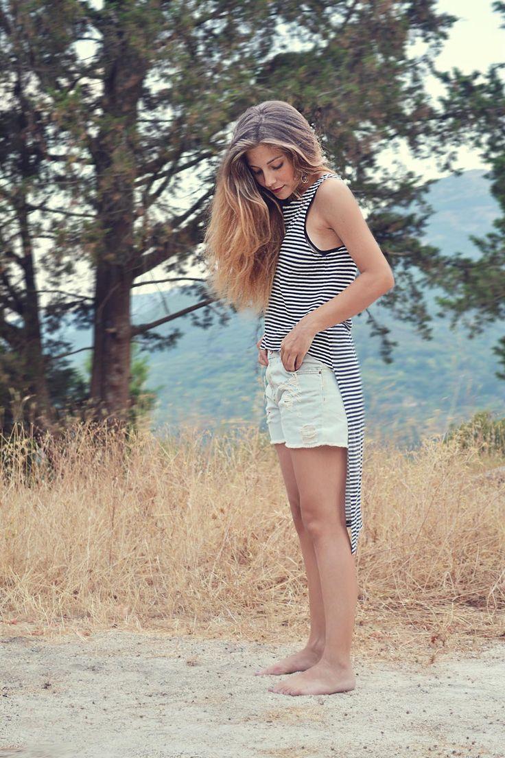 Comfort+Style The statement Stripes Top  Badila SS15 SHOP > badila.gr