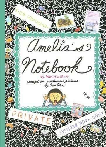 "The ""Amelia's Notebook"" series, started by Marissa Moss in 1995"