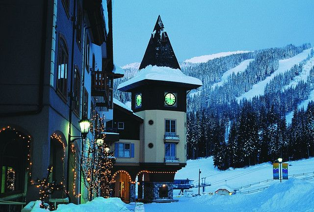 Whistler Ski Resort by Crystal Ski, via Flickr