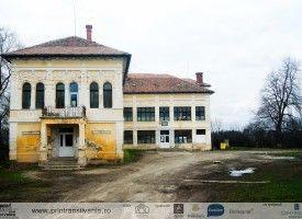 Kemeny Castle in Jucu, Cluj