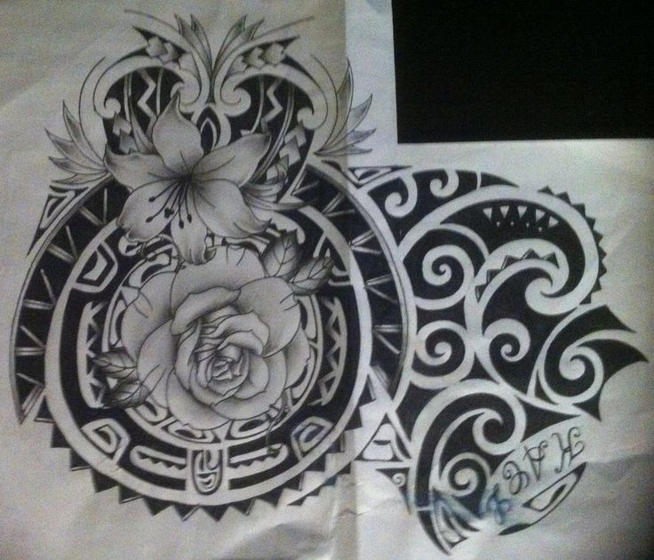 Maori Tattoo Design Wallpaper Wp300369: 1000+ Ideas About Polynesian Tattoos On Pinterest