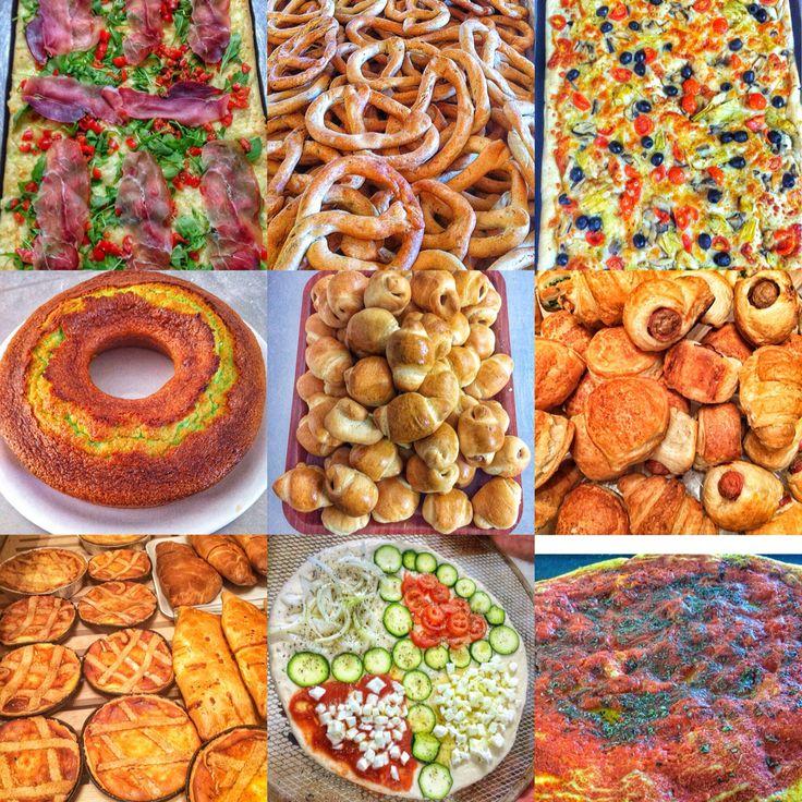 Assortimento per i vostri buffet e merende www.chicchedigrano.com