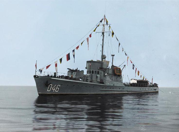 ORP Jaskółka (1950r)