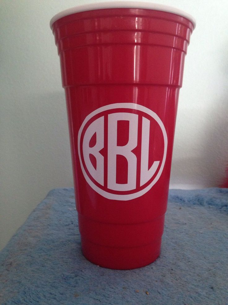 32oz personalize red solo cup | Red solo cup, Solo cup, Cup