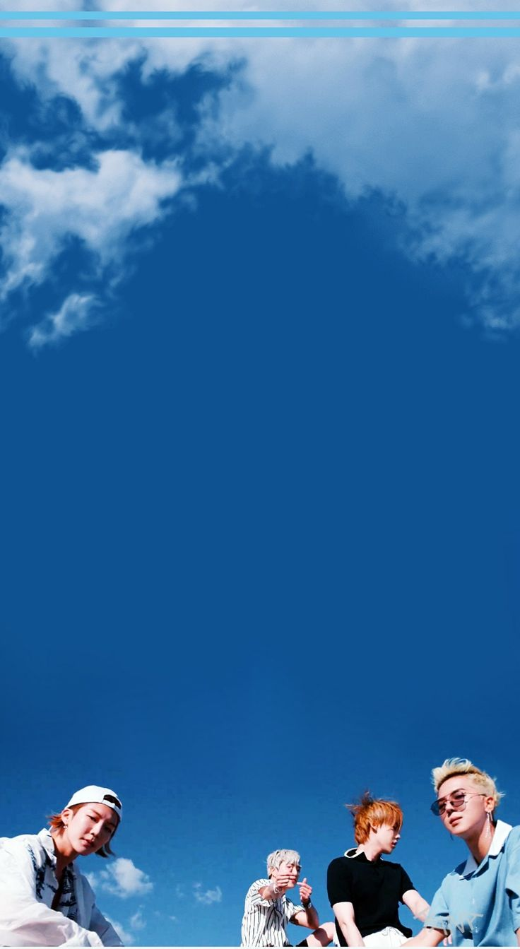 I love this sky and guys.. uhuuk