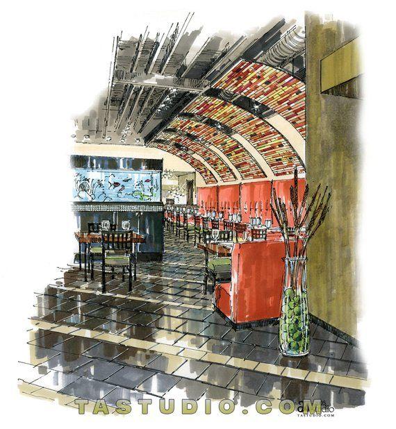 Restaurant Interior for Website. Long Island, New York.