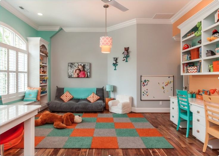 30 Back-to-School Homework Spaces and Study Room Ideas You'll Love - http://freshome.com/study-room-ideas/