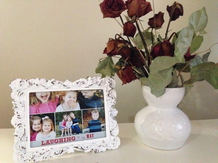 Rosas secas y ramas, para decorar y aromatizar el hogar.