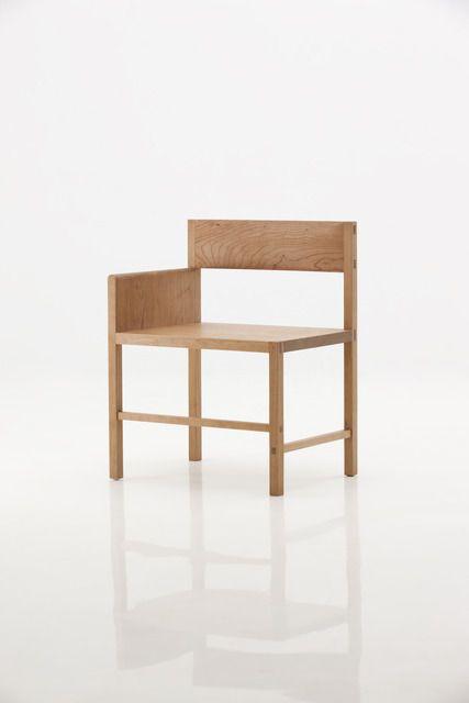 "Jong-sun Bahk, ""Trans 13-003"" chair (2013)"