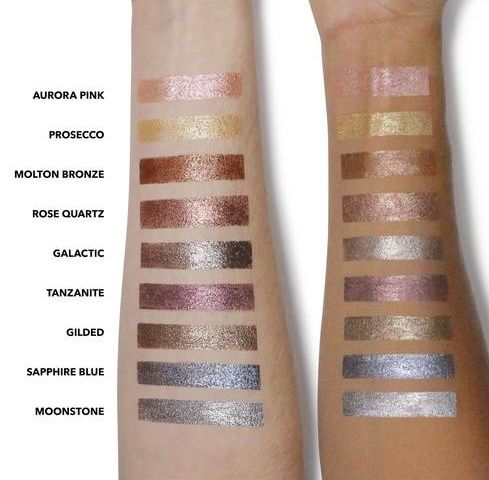 Bobbi Brown Long Wear Sparkle Stick Eyeshadow Swatches Beauty