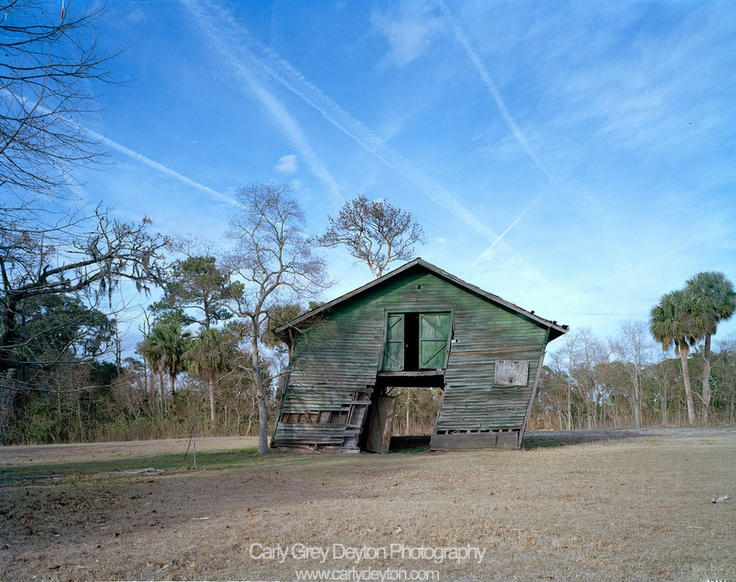 Leaning Barn Ossabaw Island Georgia Carly Grey Deyton Photography This Has