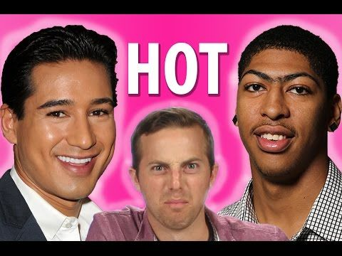 Straight Guys Review Hot Celebrity Males' Eyebrows - http://reviewslikecrazy.com/reviews/review/straight-guys-review-hot-celebrity-males-eyebrows/