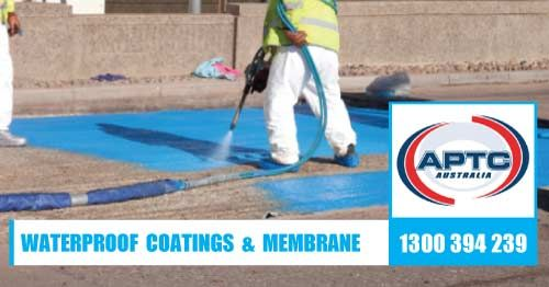 Waterproofing is a method by which a surface or item is made resistant to damage by water. APTC Australia supplies waterproofing membrane to trades allied to the construction industry including liquid, TPO Rubberfuse Sheet Membrane, PVC Sheet Membrane and bitumen sheet membranes. #Waterproofing #WaterproofingMembrane #WaterproofingSystems