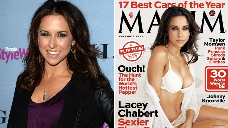 Lacey Chabert Shares Her Maxim-Worthy Diet, Workout Secrets