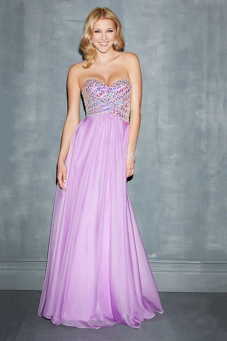 97 best PromPromPromProm images on Pinterest | Prom dress long ...