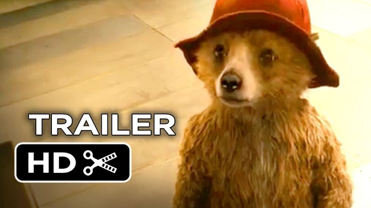 New #Paddington Trailer arrives. What are your thoughts on bears carrying dogs down escalators?