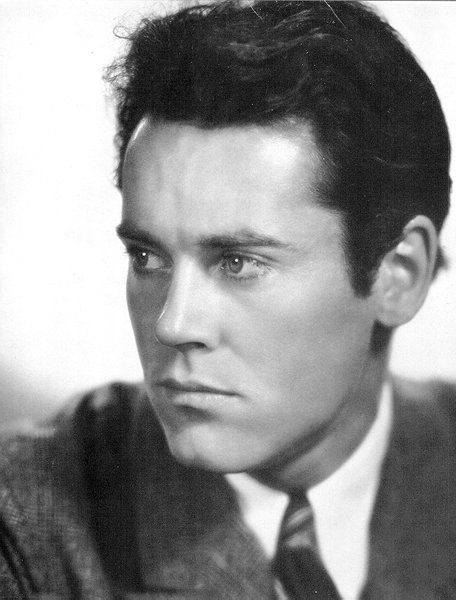 Henry Fonda during the early days of his very long, very successful career. No one had a face quite like his. - Ronni