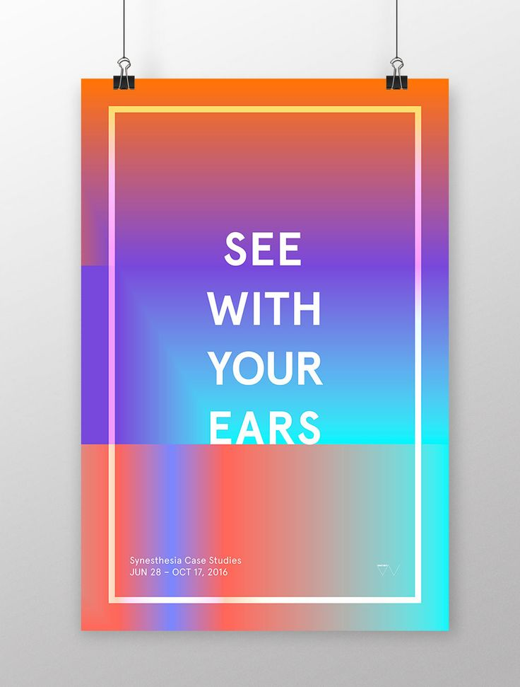 See With Your Ears on Behance