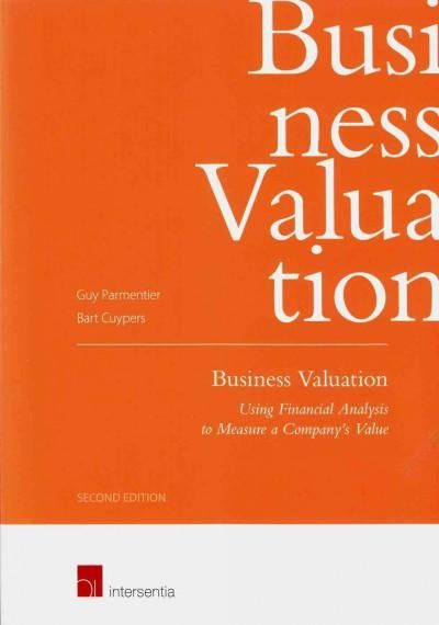 Business Valuation: Using Financial Analysis to Measure a Company's Value