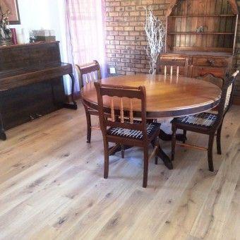 Finfloor - Woodline Parquetry wooden Flooring colour Antique Rockies Oak