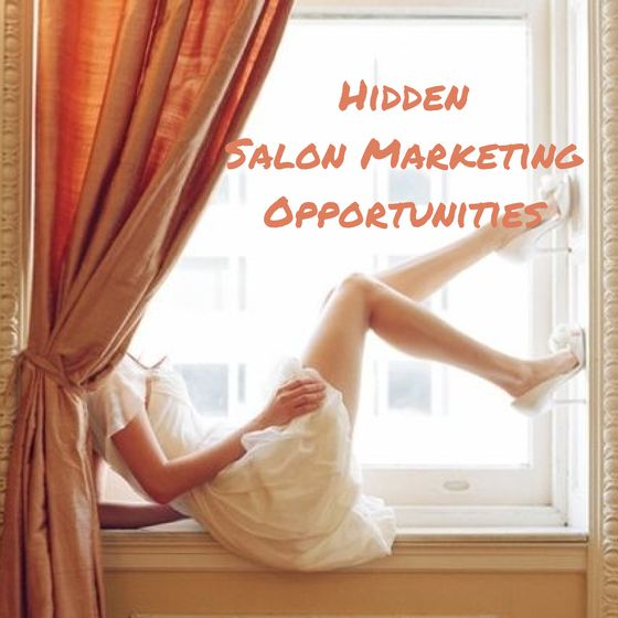 Hidden Salon Marketing Opportunities Read our latest blog article here >>>