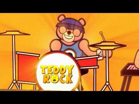 Jack And Jill Teddy Rock