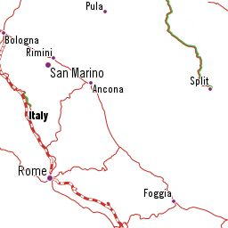 Best 25 Italy rail map ideas on Pinterest  Italy rail Map of