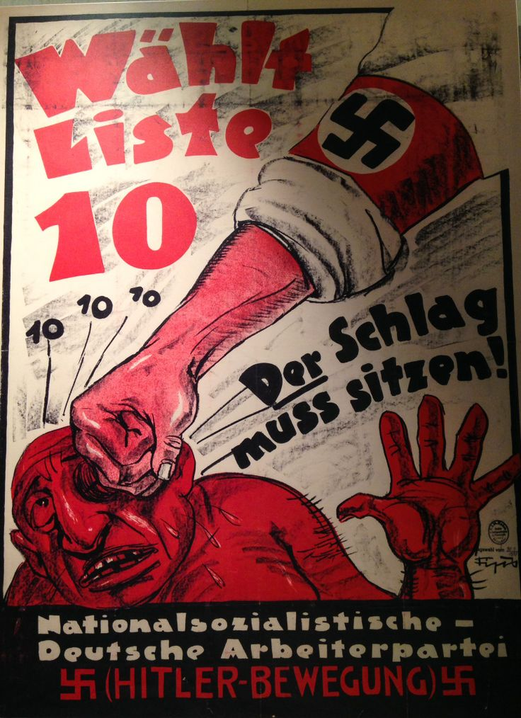 art as nazi propaganda Like the jews, african-germans, homosexuals, roma and others were rendered as racially undesirable by nazi propaganda on.