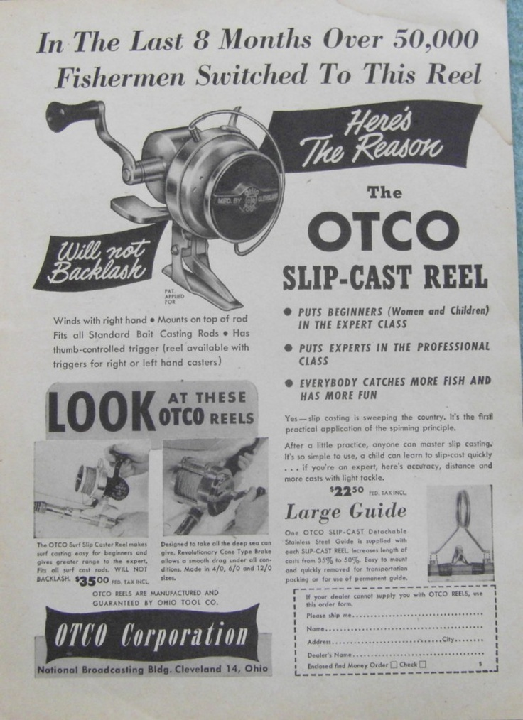 17 Best Images About Vintage Fishing Advertisement Amp Art