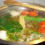 come fare un buon brodo vegetale senz'aglio