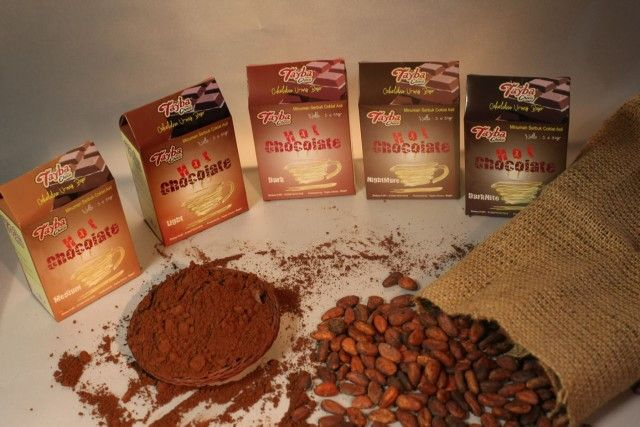 Tayba choco 5 varian level ,1 box 5 sachet made in indonesia...  4$