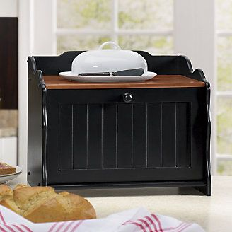 Bread Boxes Bed Bath And Beyond Entrancing 61 Best Bread Boxes Images On Pinterest  Bread Boxes Bread And Breads Decorating Inspiration