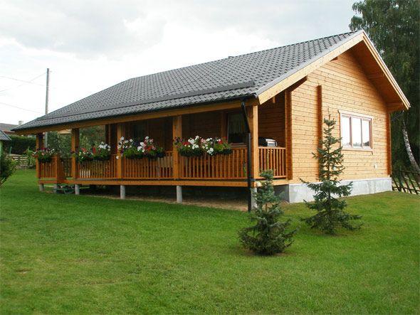 Casas de madera masso puerto rico aprende como ganar - Casas de madera en alcorcon ...