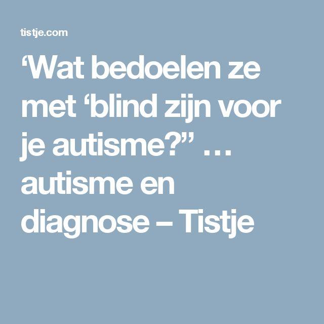 66 best aspergers syndrome images by chris rana hembree on wat bedoelen ze met blind zijn voor je autisme autisme en fandeluxe Choice Image